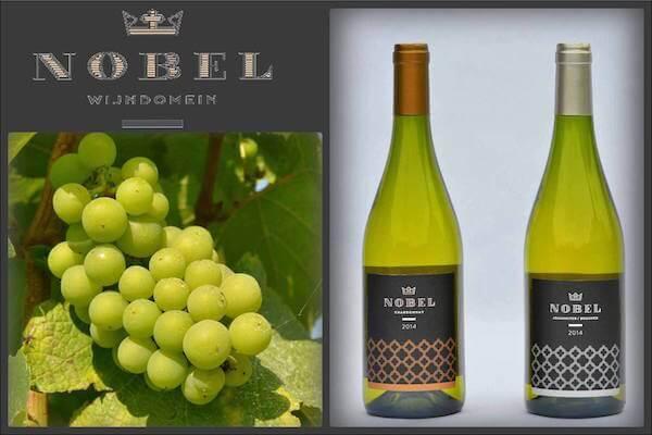 Wijndomein Nobel - van druif tot fles